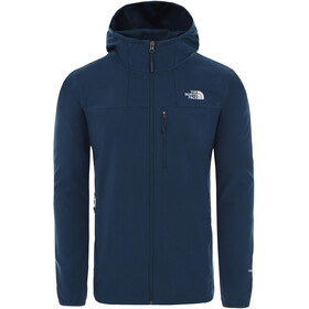 The North Face Nimble Hoodie Herre blue wing teal